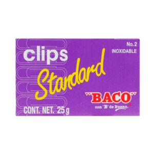 Clip Baco No. 2